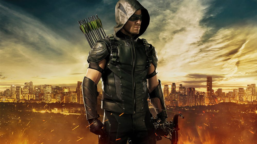 VIDEO Anarky, MR. Terrific Coming To CW'S ARROW