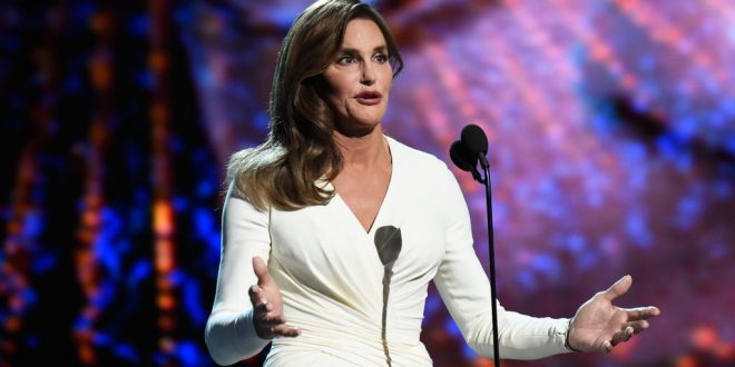 VIDEO Caitlyn Jenner's Emotional ESPYs Acceptance Speech