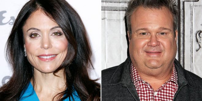 Bethenny Frankel on Eric Stonestreet Dating Rumors