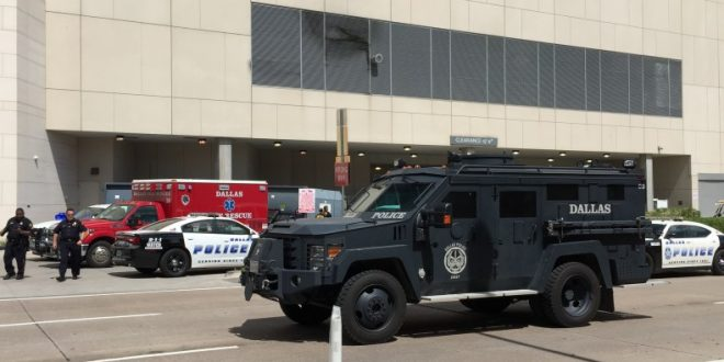 Man who Barricaded Himself inside Omni hotel in Custody