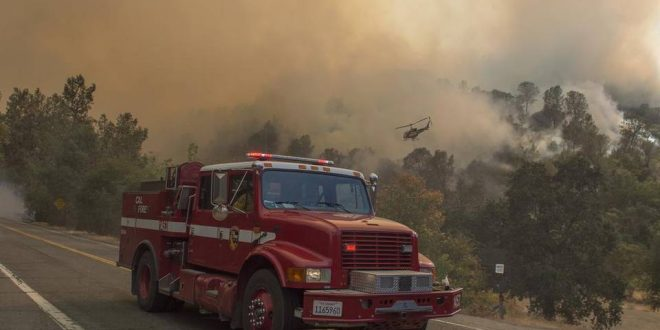 Wildfire grows to 6,000 Acres near Lake Berryessa; Evacuations Ordered