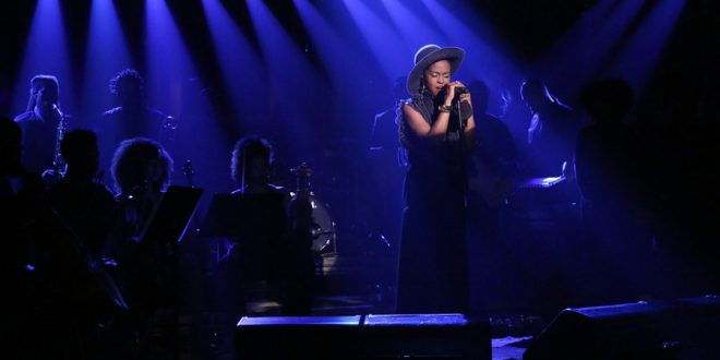 VIDEO #LaurynHill Live Performance on The Tonight Show Starring Jimmy Fallon