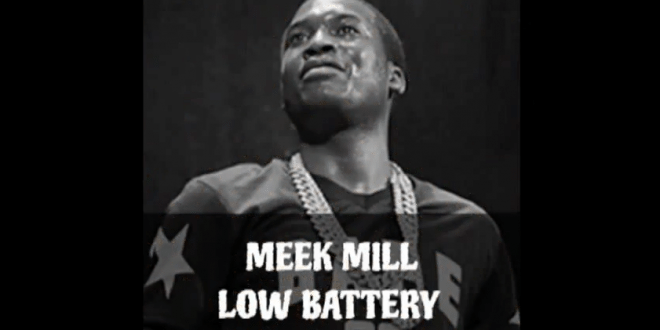 Meek Mill (Drake Diss) Low Battery - Meek Fires Back At Drake In Reply To Charged Up - Back To Back