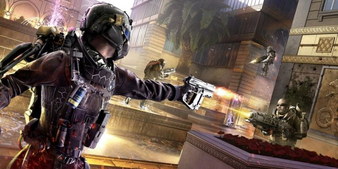 Call of Duty: Advanced Warfare 'Reckoning' DLC Trailer