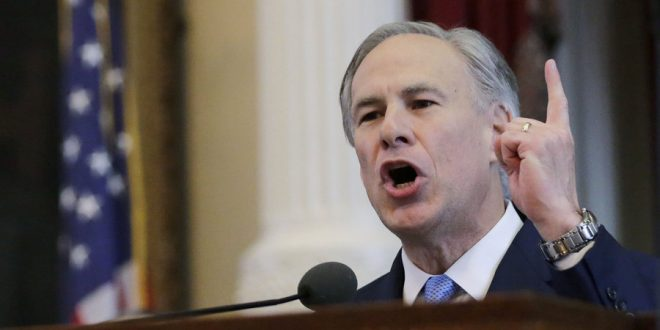 Texas Governor Greg Abbott Orders National Guard to Carry Guns on Base