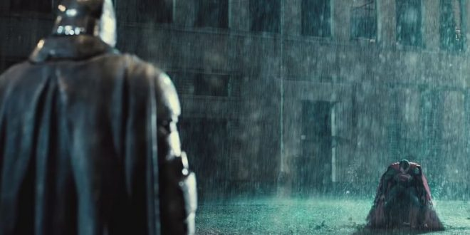 Comic-Con: 'Batman v Superman: Dawn of Justice' Trailer Debuts