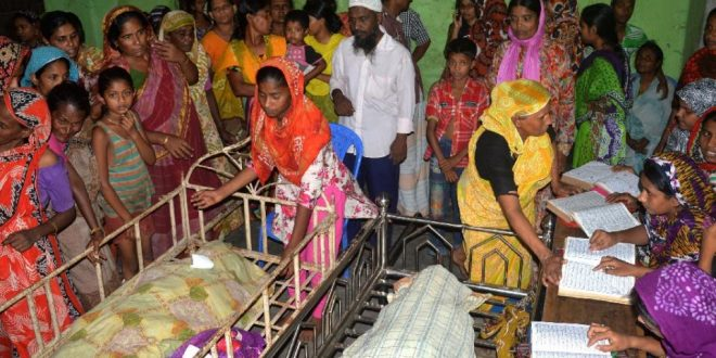 27 Killed in Bangladesh Charity Handout Stampede