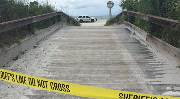 St. Pete Beach Evacuated, Bomb Squad on Scene!