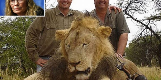 Mia Farrow Tweets Address of Man Who Killed #CecilTheLion