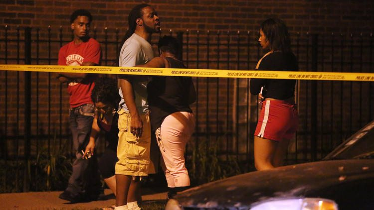 3 Killed, 27 Wounded, Including 7-year old Boy Shot and Killed in Chicago