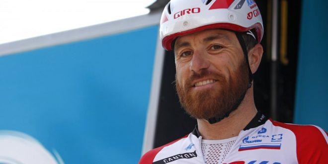 Italian Cyclist Luca Paolini Tests Positive for Cocaine in the Tour de France