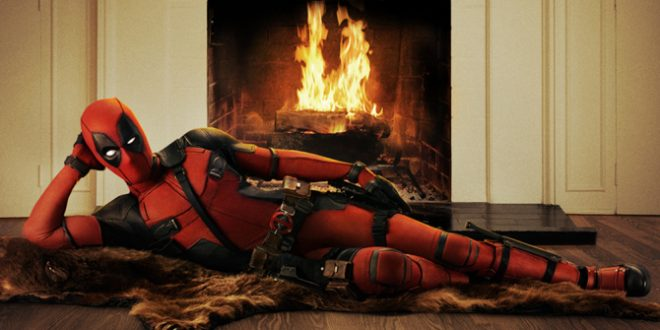 Deadpool Trailer Shocks Audience at Comic-Con