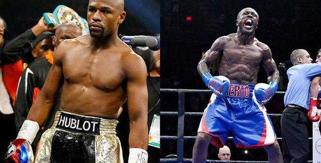Floyd Mayweather To Fight Andre Berto In September 12