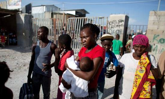 Dominican Republic Temporarily Hold Off Deportation Of Haitians