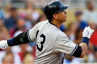Alex Rodriguez Turning 40, Hits 3 Home Runs and No One is Surprised Anymore