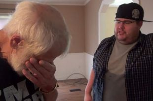 He's Used To Playing Pranks On His Father, But This Prank Ended With Happy Tears