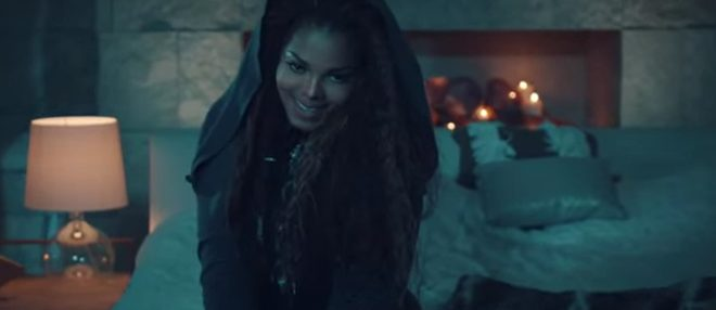 Janet Jackson debuts 'No Sleeep' music video featuring J. Cole