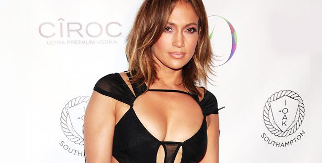 Jennifer Lopez Wears Sexy Head-Turning Dress at 46th Birthday Bash