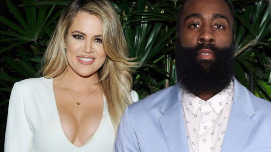 Khloe Kardashian Dating NBA Star James Harden