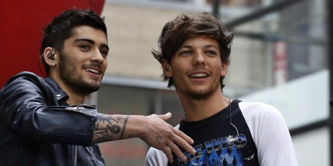 Emotional Reunion Zayn Malik's With One Direction After Ugly Naughty Boy Fight