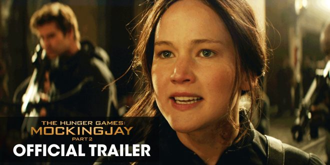 "The Hunger Games: Mockingjay Part 2 – ""We March Together"" (Official Trailer)"
