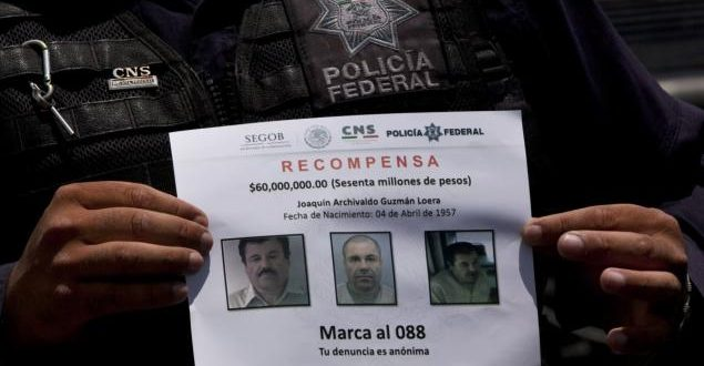 7 Prison Officials Arrested in 'El Chapo' Escape