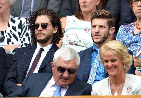 Kit Harington Photos Hint Jon Snow Might Be Coming Back