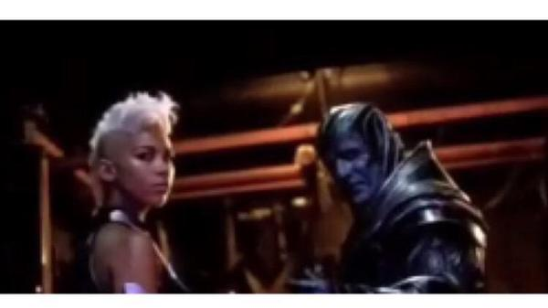 VIDEO X-Men: Apocalypse Footage Reveals Oscar Isaac's as Main Villain