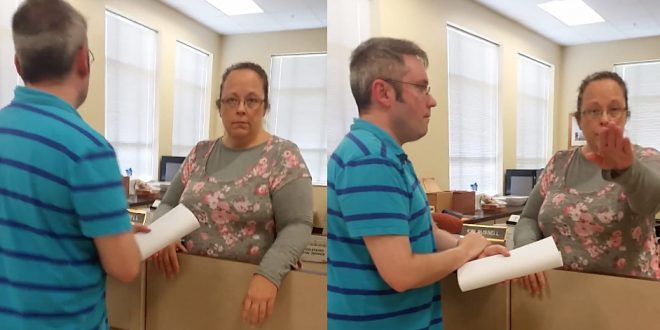 Denied marriage license in Morehead, KY - Rowan County