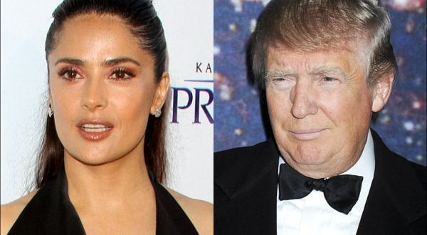 Salma Hayek Blasts Donald Trump For Immigration Comments: I Won't Even Say His Name