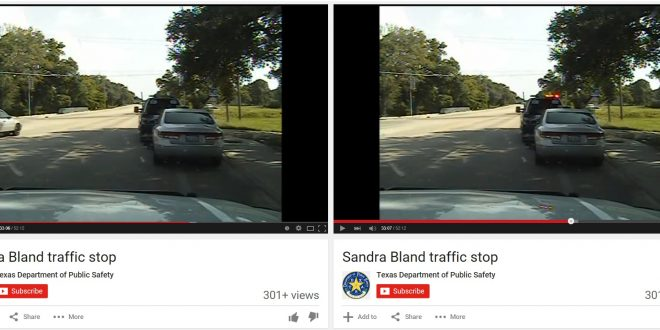 #SandraBland Dash-Cam Video Was Edited says Selma Film Director Ava DuVernay