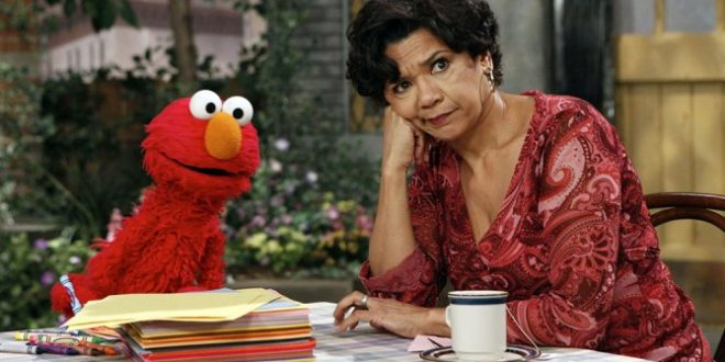 Sesame Street Sonia Manzano is Retiring After 44 Years in the Show
