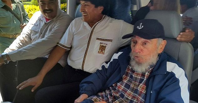 Fidel Castro's Message to America on His 89th Birthday: You Owe Us 'Numerous Millions of Dollars'
