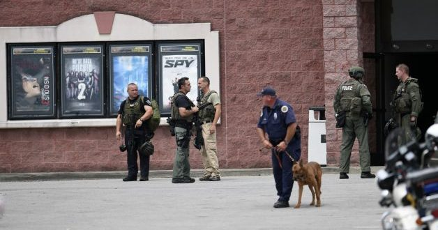 Attacker Armed with Hatchet & Gun Opens Fire inside Nashville Movie Theater