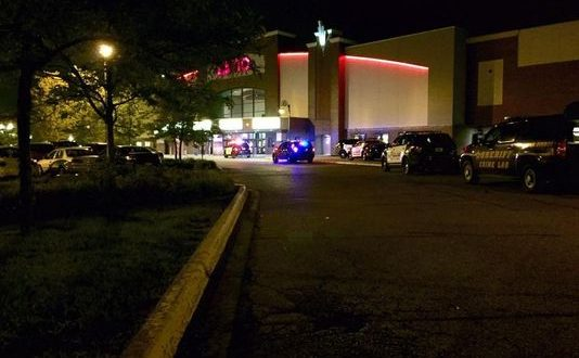 2 Shot In Maple Grove AMC Movie Theater Parking Lot