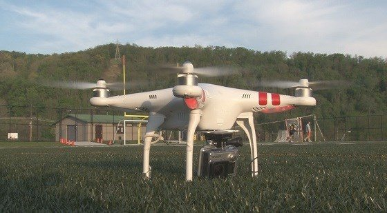 Drone Drops Drugs into Prison Yard, Starts Fight among Inmates