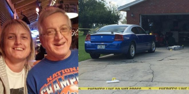 Polk Man Shot and Killed in his Driveway