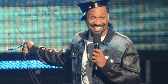 Comedian Mike Epps gets caught flirting on Twitter by his wife Mechelle Epps