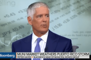 Puerto Rico's Debt Restructuring Answers from BlackRock Peter Hayes