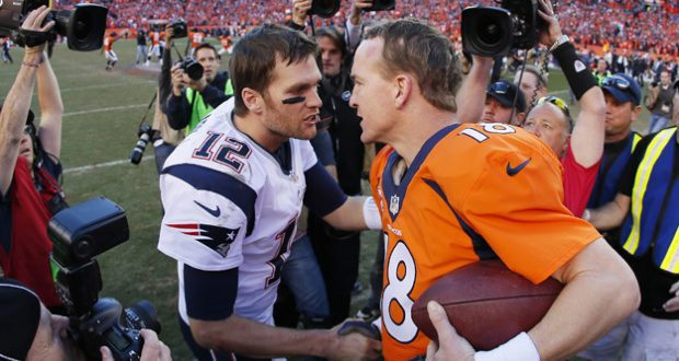 Peyton Manning: No Hard Feelings After Tom Brady's Emails Go Public