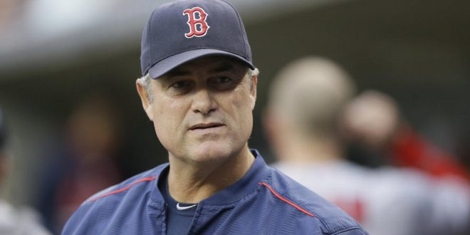 Red Sox Manager Farrell says he has 'Highly Curable' Cancer