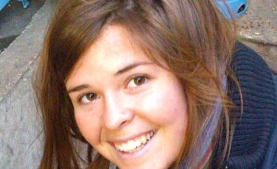 ISIS Leader Sexually Abused American Hostage Kayla Mueller
