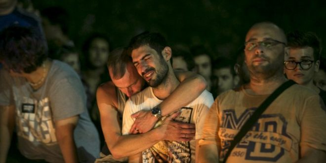Israeli Teen Dies of Injuries From Stabbing at Gay Pride Parade