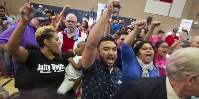 Black Lives Matter Activists Disrupt Jeb Bush Rally