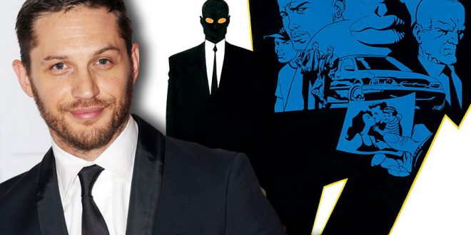 "Tom Hardy to Produce, Star in ""100 BULLETS"" Film Adaptation"