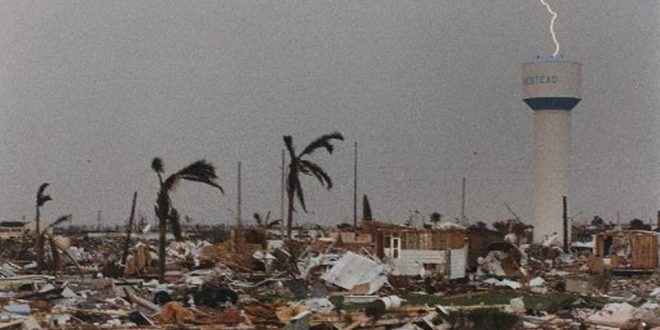 Remembering What Hurricane Andrew did to South Florida 23 years ago