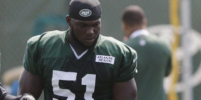 Who is IK Enemkpali? Get to know the NY Jets guy who punched Geno Smith