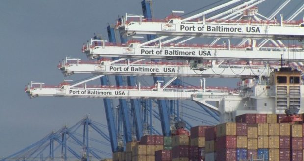 147 Pounds of Cocaine Worth $4M Seized from Shipping Container at Port of Baltimore