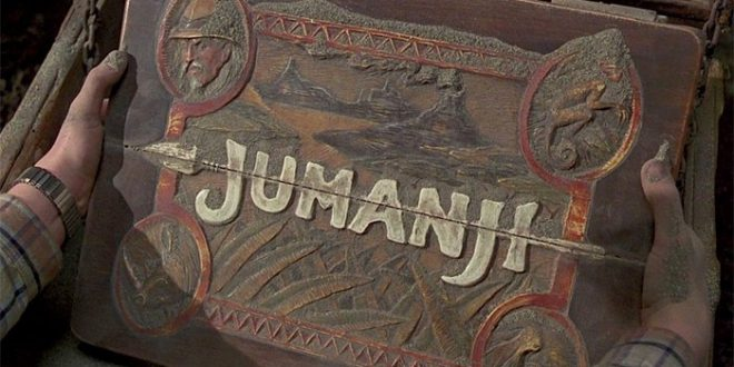 Sony Officially Dates 'Jumanji' Reboot for Christmas 2016