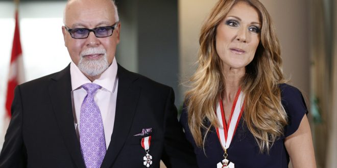Celine Dion: My Husband Wants to Die in my Arms